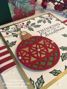 Embellished Ornaments Stampin365