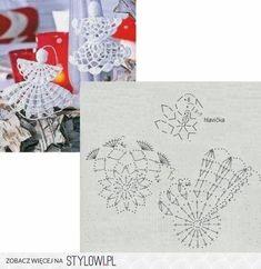 Crochet Christmas Decorations, Crochet Ornaments, Christmas Crochet Patterns, Holiday Crochet, Crochet Snowflakes, Crochet Tree, Crochet Ball, Crochet Angels, Thread Crochet