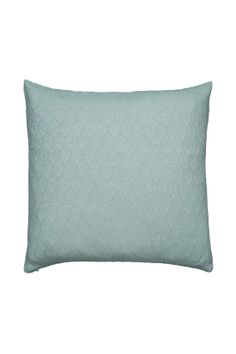 Raul Aqua 50x50, 100% babyllama wool pillowcase, 110e