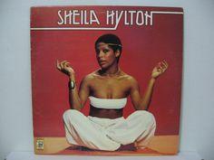 SHEILA HYLTON ISLANDS DEEP DISCO/COSMIC/FUNK LP