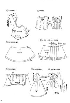 Solange One-Piece Dress Pattern - Page 4 of 5