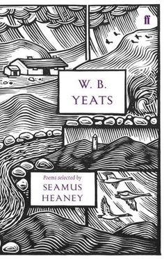 Yeats, Selected by Seamus Heaney, uncredited woodcut cover artist Book Cover Art, Book Cover Design, Book Art, Book Covers, Ex Libris, Seamus Heaney, Buch Design, Poetry Books, Wood Engraving