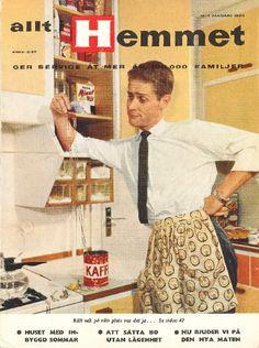 50 talet i sverige | 1960-talet är en brytningstid: kvinnor börjar yrkesarbeta ...