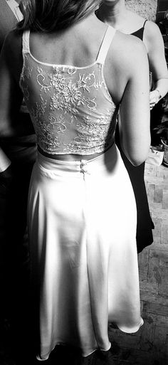 Bride of Ollichon - Maddy Top Wedding Trends, Wedding Ideas, Bridal Skirts, Bridal Jumpsuit, Alternative Wedding Dresses, Bridal Separates, Smart Outfit, Traditional Wedding Dresses, Vintage Inspired Dresses