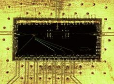 In a key step toward creating a working quantum computer, Princeton researchers have developed a method that may allow the quick and reliable transfer of quantum information throughout a computing device