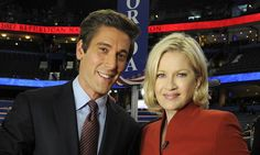 David Muir replacing Diane Sawyer as ABC 'World News' anchor