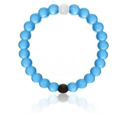Online Shop New Fashion Brand Silicone Bracelets White Camo Blue Lokai... ❤ liked on Polyvore featuring men's fashion, men's jewelry and mens watches jewelry