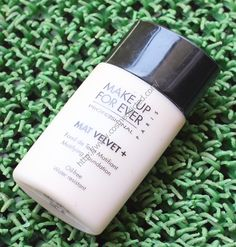 MUFE Mat Velvet+ Foundation review | Cosmeddicted