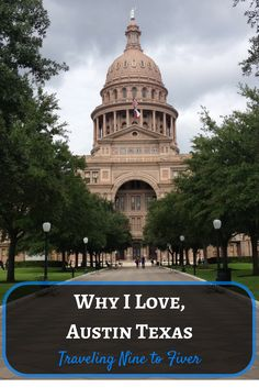 Austin, Texas has become one of my favorite cities. From the live music, to the food and the endless options. Why do you love Austin?