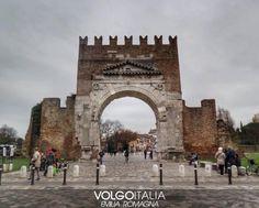 Emilia #Romagna: #Arco di #Augusto - Rimini (Rn)  Foto di @manliusvl ... (volgoemiliaromagna) (link: http://ift.tt/2hfwpDX )