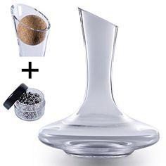 Wine Decanter Crystal 100% Free from Lead - Bonus Cork St... https://www.amazon.com/dp/B01JIE6X5E/ref=cm_sw_r_pi_dp_x_KTUtyb0K6CC6H