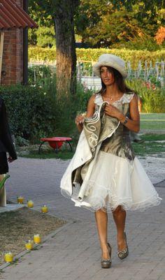 Autum bridal dress #wedding #bridal #bride #tailormade https://www.facebook.com/pages/Etranger-styling/126210714102792