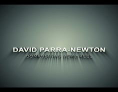 """Check out new work on my @Behance portfolio: """"Compositing Demo Reel WIP (PCC2)"""" http://on.be.net/1LF3MJ6"""