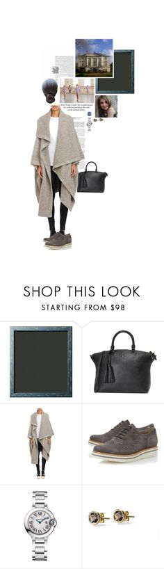 """""""Untitled #2567"""" by duchessq ❤ liked on Polyvore featuring Tory Burch, STELLA McCARTNEY and Cartier"""