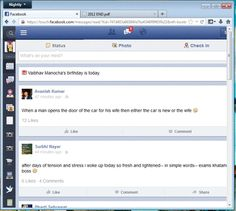 FT SleekDark | Dark blue theme for Firefox | GUI | Windows themes