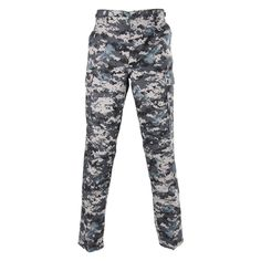 As a sub-brand of military clothing powerhouse Propper, Genuine Gear manufactures its BDUs to the same standards as Propper's BDUs but at a lower price. These pants feature the famous six pockets, reinforced seat and knees, and drawstring leg closures. Un
