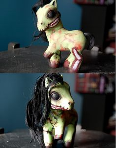 Zombie Pony!! Your argument is invalid.