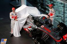 McLaren, Formula 1 launch McLaren, 31 January 2013, Formula 1