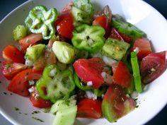 Summer Salad(Greek)