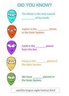 Alien Worksheet is differentiated in 3 varieties. Saved in PDF format. Thanks Space Zorro Elementary Science, Science Education, Elementary Schools, Solar System Worksheets, Astronomy Science, Good Morning Greetings, Simple Machines, Science Lessons, Lesson Plans