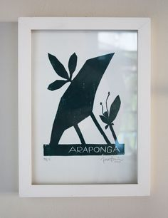 Xilogravura Frame, Home Decor, Woodblock Print, Etchings, Picture Frame, Decoration Home, Room Decor, Frames, Hoop