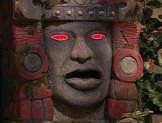 Olmec from Legends of the Hidden Temple