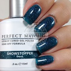 LeChat Perfect Match Rock It! Collection: Showstopper
