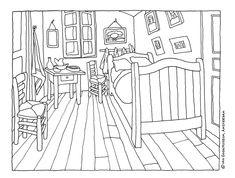 Pequeños Pinceles: Van Gogh