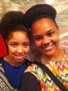 Me and Delana