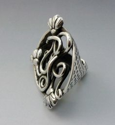 Lesley Messam's beautiful ring.