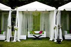 Tents and Events Wedding Ceremony Photos on WeddingWire