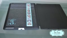 Film Reel   Personalized iPad 2/3/4 Smart Case  by TinTreeGifts, $45.00