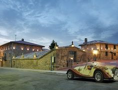 Rioja boutique hotel which has been restored from a 17th century palace into a beautiful hotel and building of cultural interest
