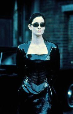 Matrix Carlos Castaneda, Sci Fi Movies, Movie Tv, Art Pulp, Science Fiction, The Matrix Movie, Carrie Anne Moss, Photo Star, Movie Costumes