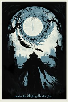 """Bloodborn """"...And so the Nightly Hunt begins."""""""