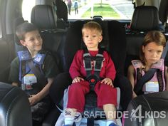 RideSafer Travel Vest Is A Safe And CONVENIENT Car Seat For Kids 3 Years Up
