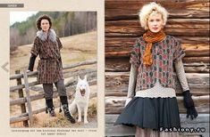 Нестандартный взгляд на моду от Gudrun Sjoden