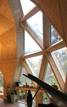 Window trim interior.