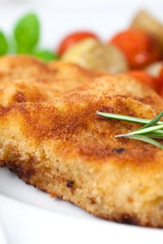 Tender Breaded Turkey Cutlets. YUM! Convert this recipe to gluten-free by using Kay's Naturals breading.
