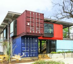 At Long Last, Somebody Built a Shipping Container Bar