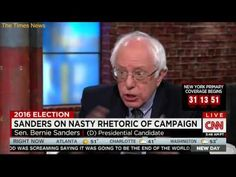 Sanders: I have certainly moved Hillary Clinton to the left on numerous issues