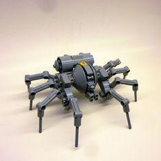 mech spider