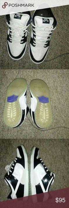 Nike sb dunk low (concordes) Size 11, condition 9/10 Nike Shoes Sneakers