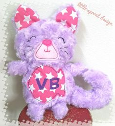 Cat Doll Kitty  by littlesproutdesign, $20.00 USD