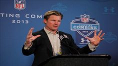Click to find out why the St Louis Rams are going to focus on offense in the 2013 NFL Draft according to GM Les Snead and Head Coach Jeff Fisher.    Written by Anthony Blake