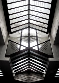 Annie Pfeiffer Chapel. Florida Southern College campus. Lakeland, Florida. 1939-1941. Frank Lloyd Wright
