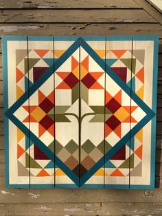 All Barn Quilts by Chela