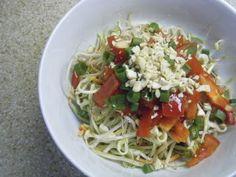 Spicy Thai Vegan Som Tum Salad