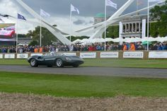 #FOS #Goodwood #FOS2016 Goodwood Festival of Speed #Jaguar #XJ13 #JaguarXJ13 #Oldtimer #Classiccars