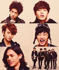 Shut Up! Flower Boy Band